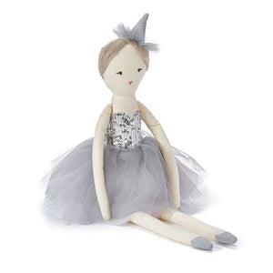 Princess Marshmallow - Silver - Tutu Irresistible Boutique