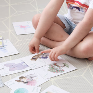 The Amazing ABC Flash Cards - Tutu Irresistible Boutique