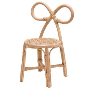 Rattan Bow Chair - Tutu Irresistible Boutique