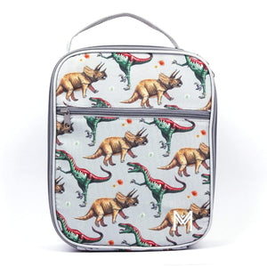 MontiiCo Insulated Lunch Bag - Dinosaur - Tutu Irresistible Boutique