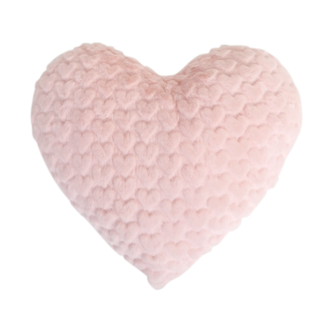 Sweetheart Cushion - Pink