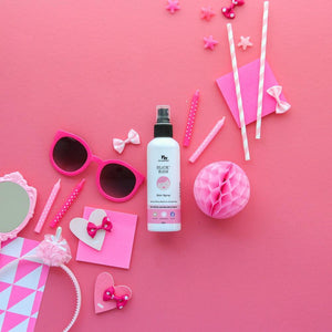 Natural Alcohol Free Hair Spray in Calming Lavender & Fresh Lime - Tutu Irresistible Boutique