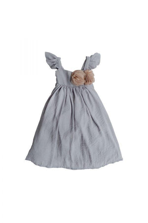 Spinkiewear Dreamy Doll Dress - Mist - Tutu Irresistible Boutique