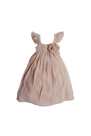 Spinkiewear Dreamy Doll Dress - Nude - Tutu Irresistible Boutique
