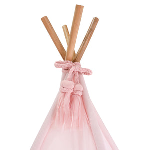 Spinkie Sheer Teepee - Ballerina Pink - Tutu Irresistible Boutique
