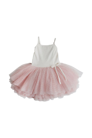 Swan Princess Dress - Light Pink - Tutu Irresistible Boutique