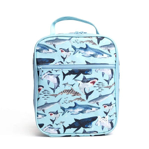 MontiiCo Insulated Lunch Bag - Shark - Tutu Irresistible Boutique