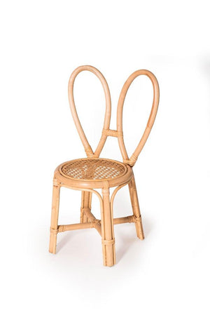 Rattan Bunny Chair - Tutu Irresistible Boutique