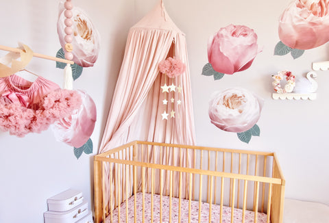 Delilah Wall Decals - Tutu Irresistible Boutique