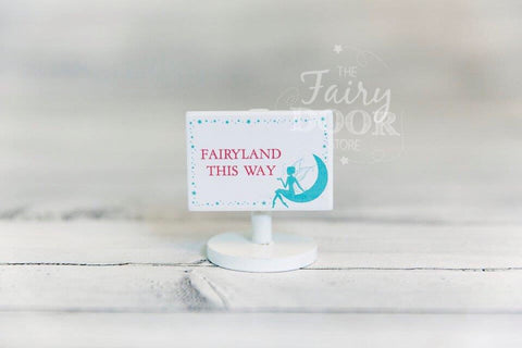 Fairy Signs - Tutu Irresistible Boutique