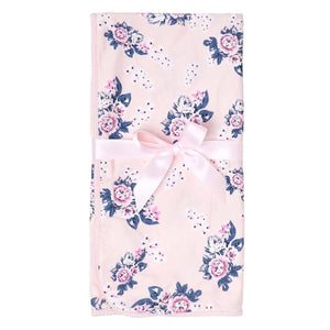 Gracey Pink Baby Blanket - Tutu Irresistible Boutique