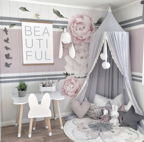 Botanical Canopy  - Morning Dew - Tutu Irresistible Boutique