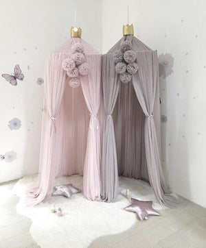 Spinkie Dreamy Canopy - Pale Rose - Tutu Irresistible Boutique