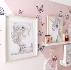 Butterfly Wall Decals - Tutu Irresistible Boutique