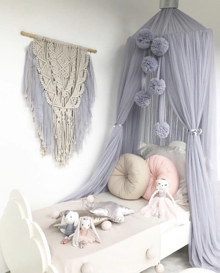 Dreamy Canopy - Grey