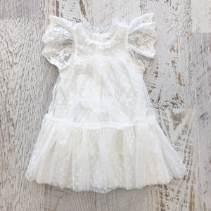 Graceful Heart Dress - Tutu Irresistible Boutique