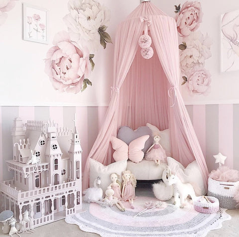 Dreamy Canopy - Light Pink
