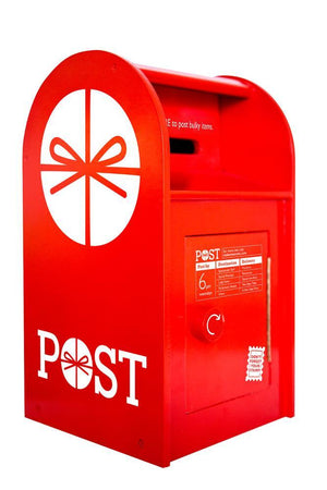 Iconic - Post Box - Tutu Irresistible Boutique