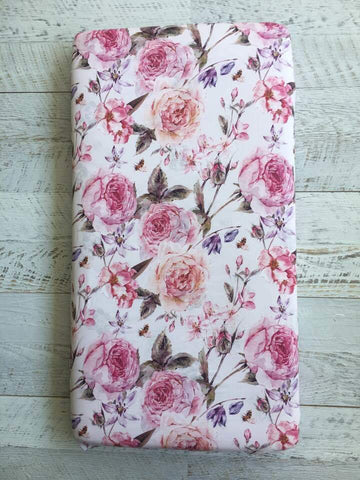 Fitted Sheet - Rose