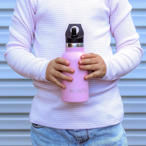 MontiiCo Mini Drink Bottle - Dusty Pink - Tutu Irresistible Boutique