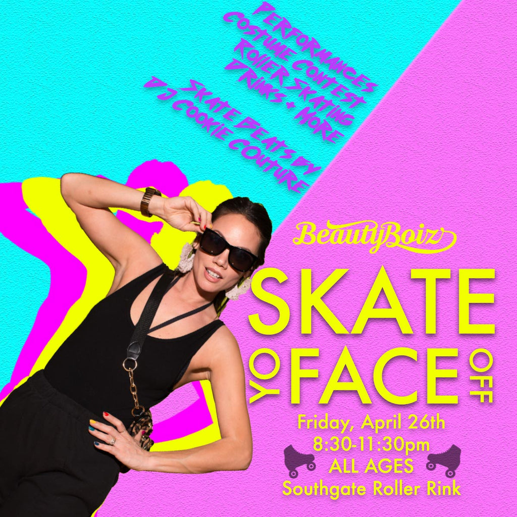 Skate Yo Face Off