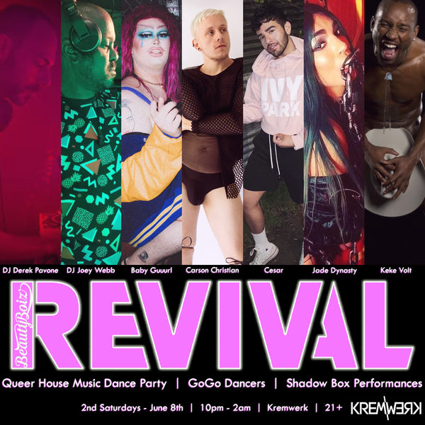 REVIVAL - June 8