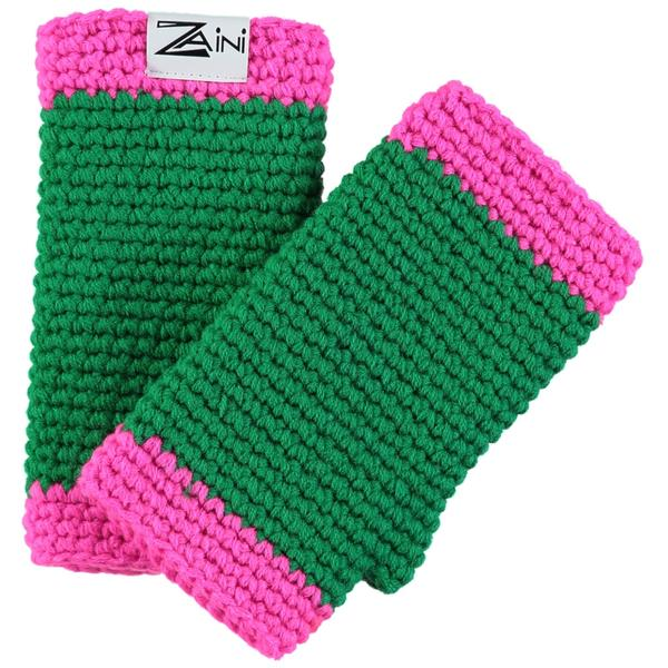 Neon Pink & Green Hand warmers WAS £20 NOW £15