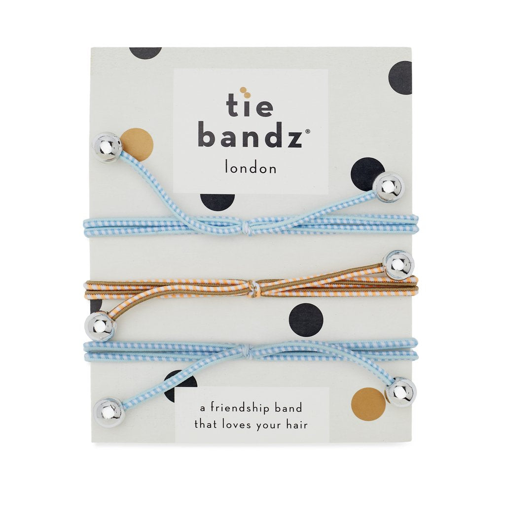 Sea Breeze Hair Ties