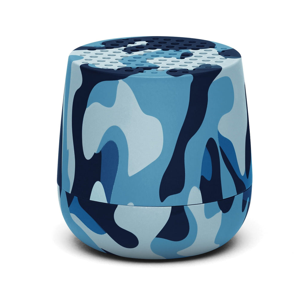 Camouflage blue mini blue tooth speaker