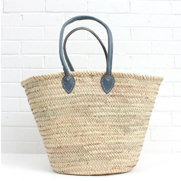 Souk Shopper with soft grey handles
