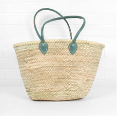 Souk Shopper with Sage handles
