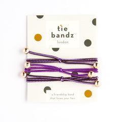 Purple Reinz Hair Ties
