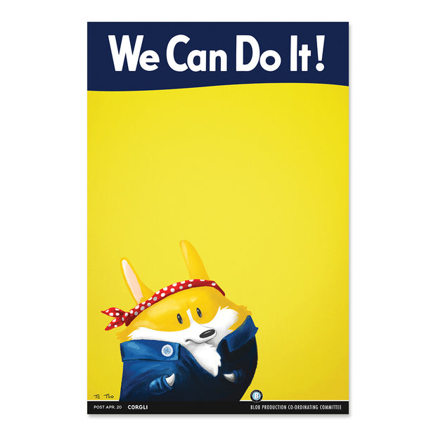 We Can Do It Notepad