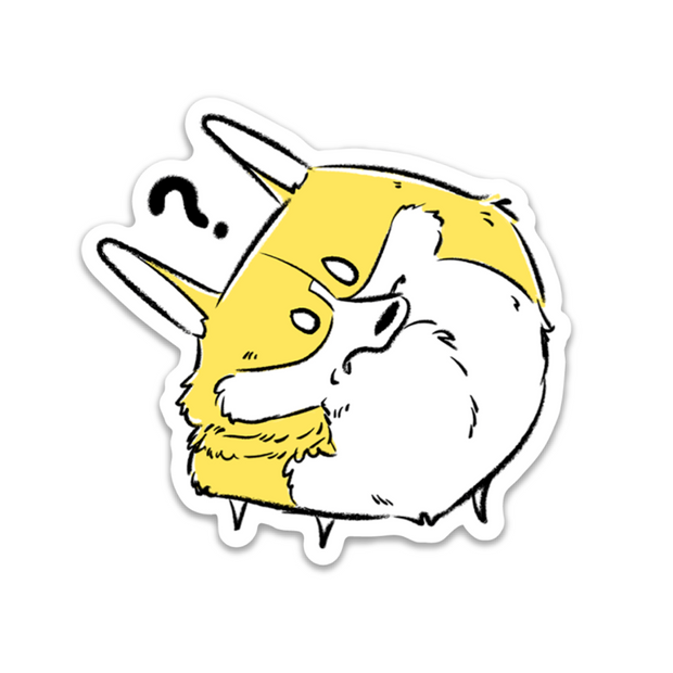 WUT? Sticker