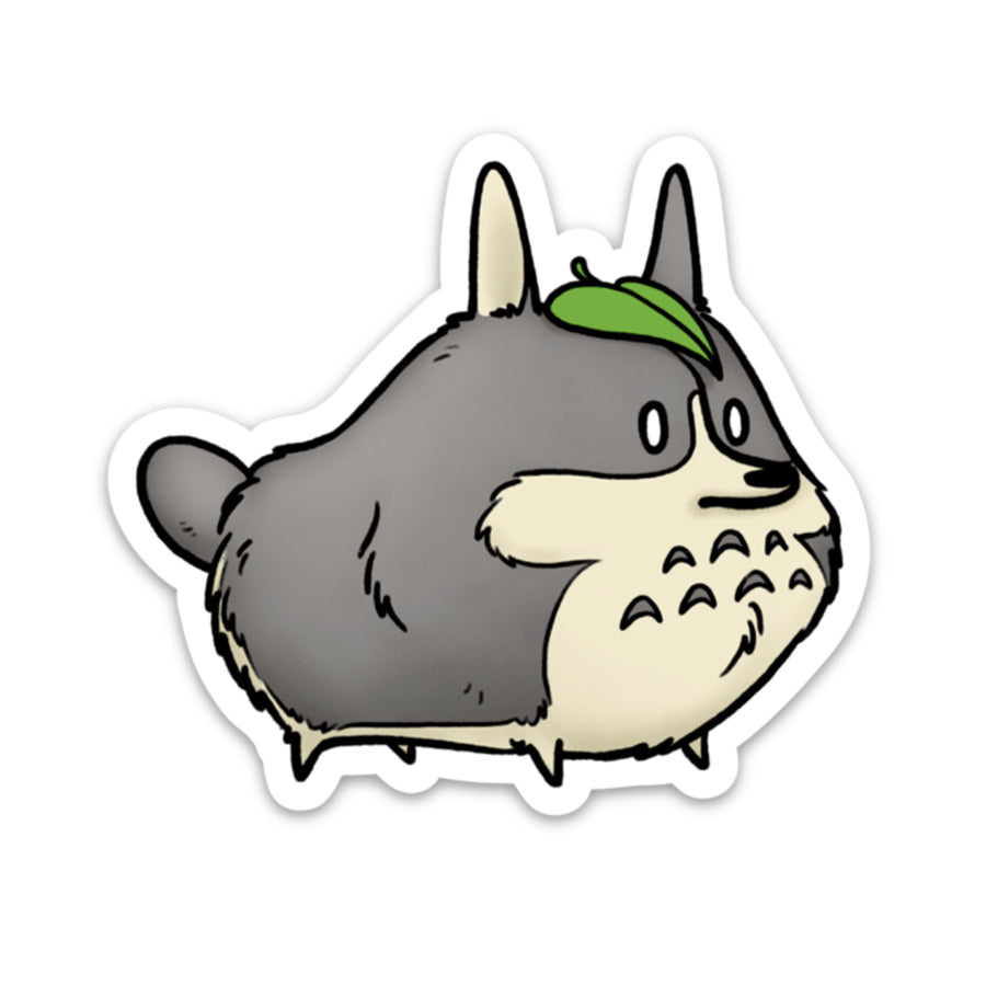 Corgtoro Sticker