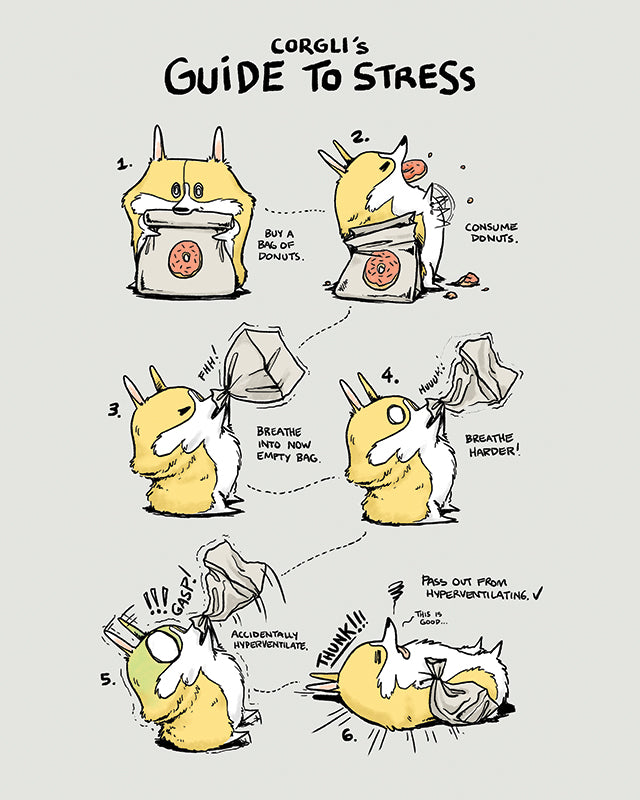 Guide to Stress Print