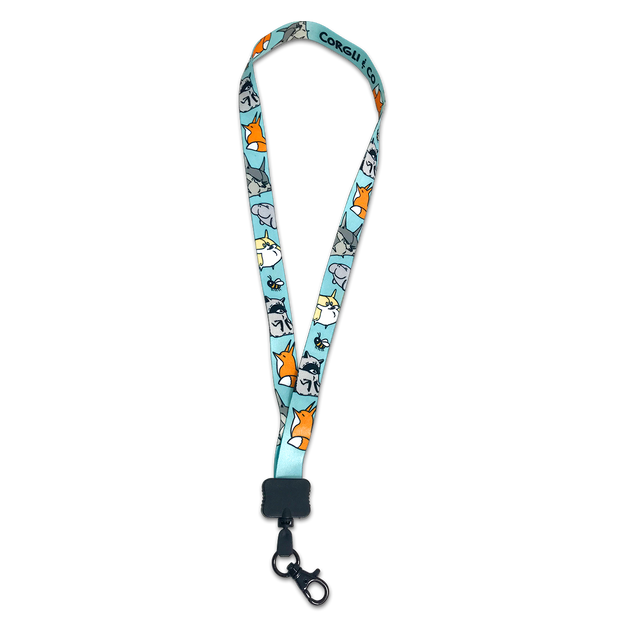 Corgli & Co Lanyard