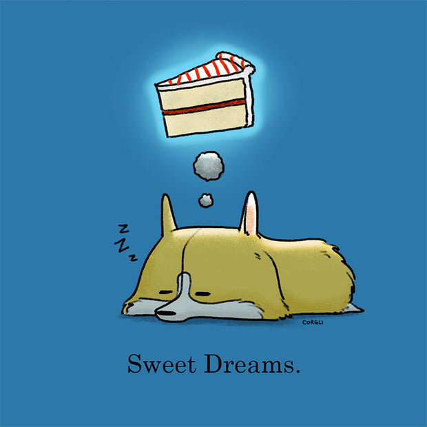 Sweet Dreams Mini Print