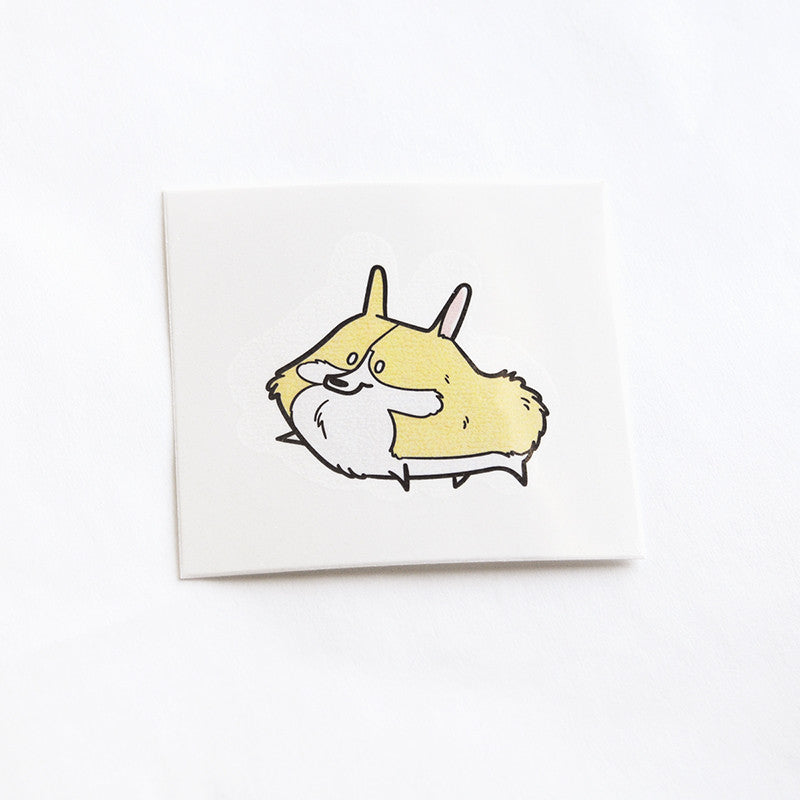 Corgli Strut Temporary Tattoo - 1.5 in.