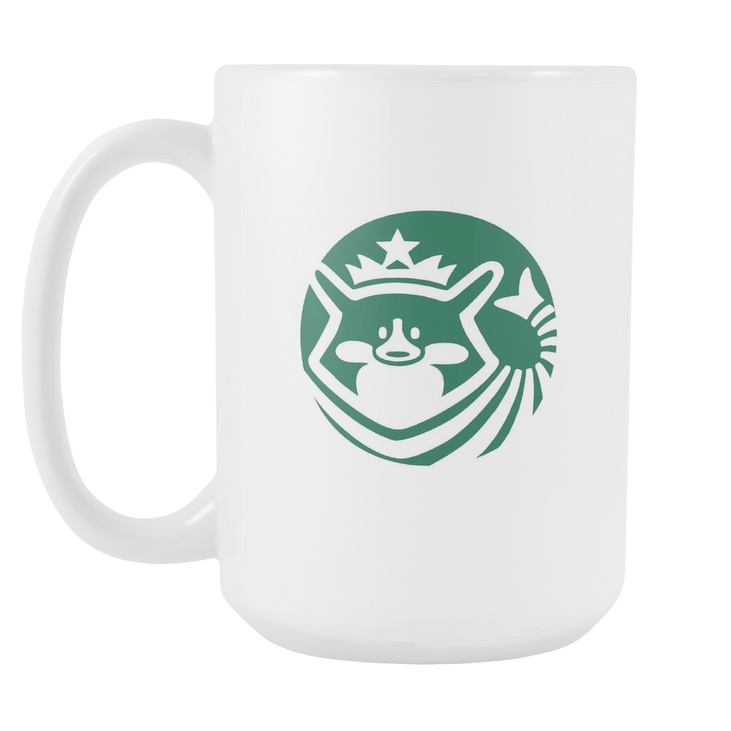 Starblob Coffee Mug - 15oz