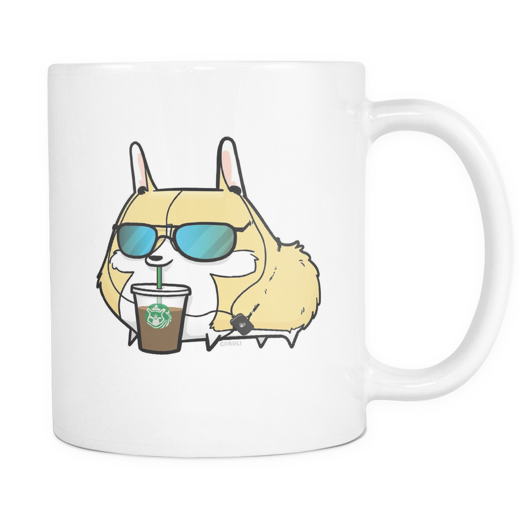 So Basic Mug - 11oz