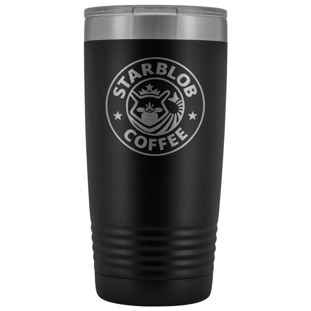 Starblob Coffee Tumbler - 20oz
