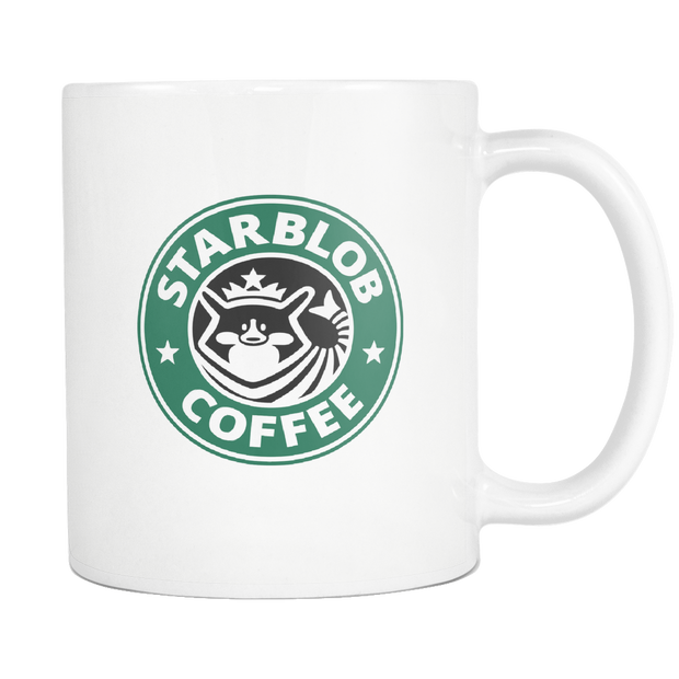 Starblob Coffee Mug - 11oz