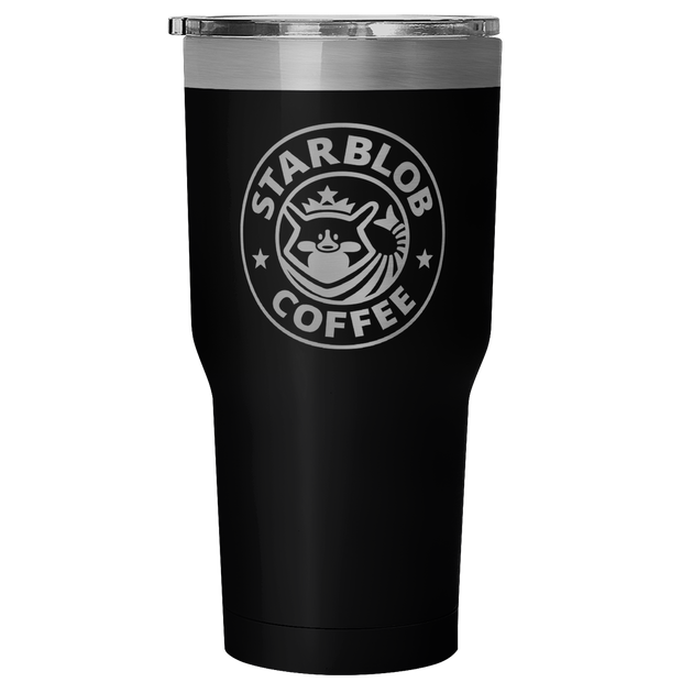 Starblob Coffee Tumbler - 30oz