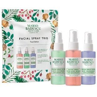 Mario Badescu - Facial Spray Trio Travel Edition - brandstoreuae