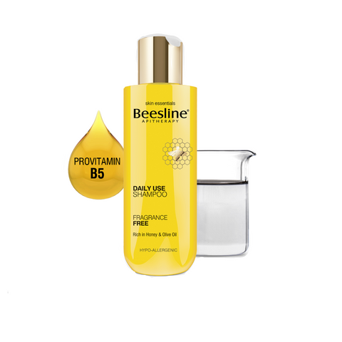 Beesline - Daily Use Shampoo - Fragrance Free - 150ml - brandstoreuae