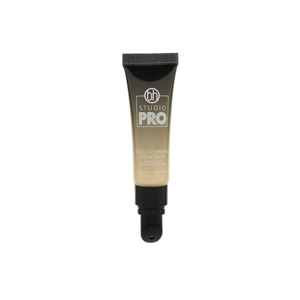 BH Cosmetics - Studio Pro Total Coverage Concealer - 105 Light with Peach Undertones - brandstoreuae