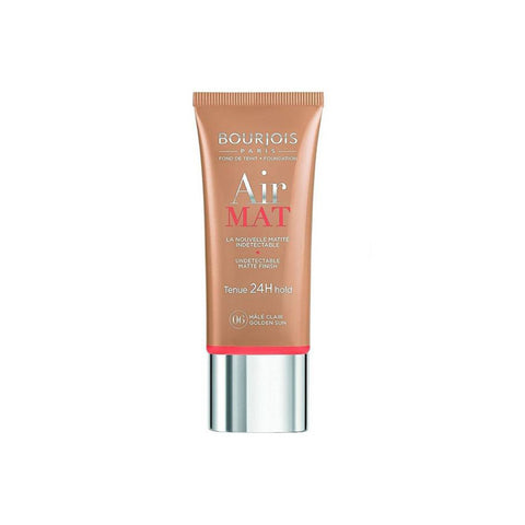 Bourjois Paris - Air Mat Foundation 24H Hold - 06 Golden Sun - brandstoreuae