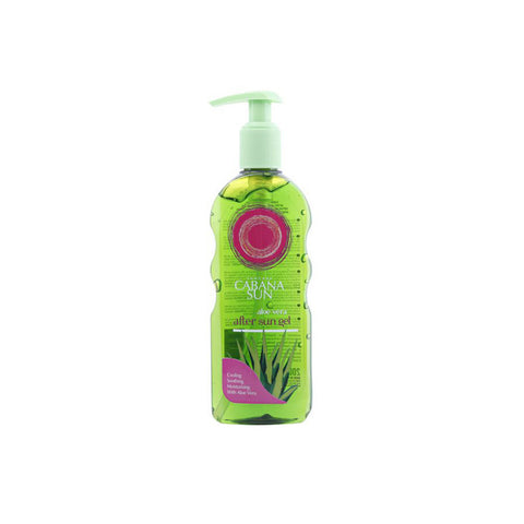 Cabana Sun - Aloe Vera After Sun Gel - 200ml - brandstoreuae