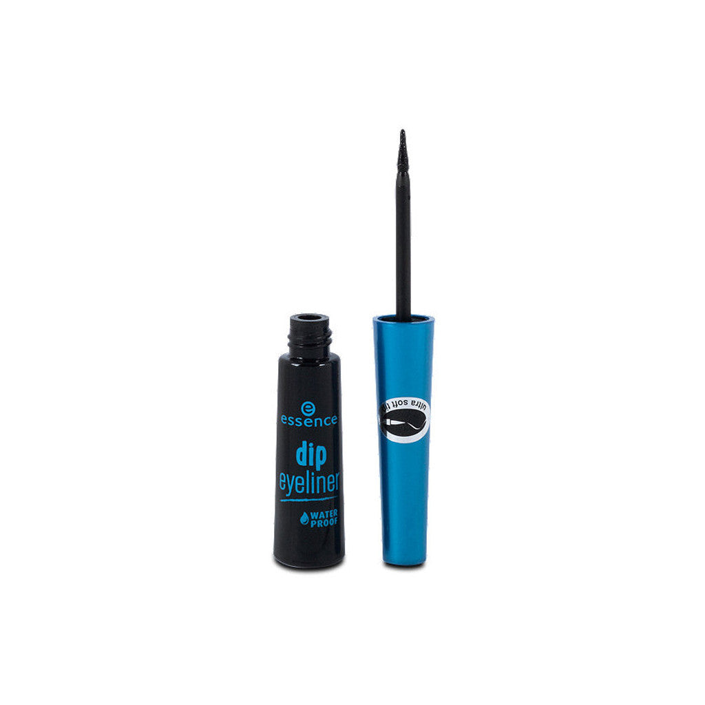 Essence - Waterproof Dip Eyeliner - Black - brandstoreuae